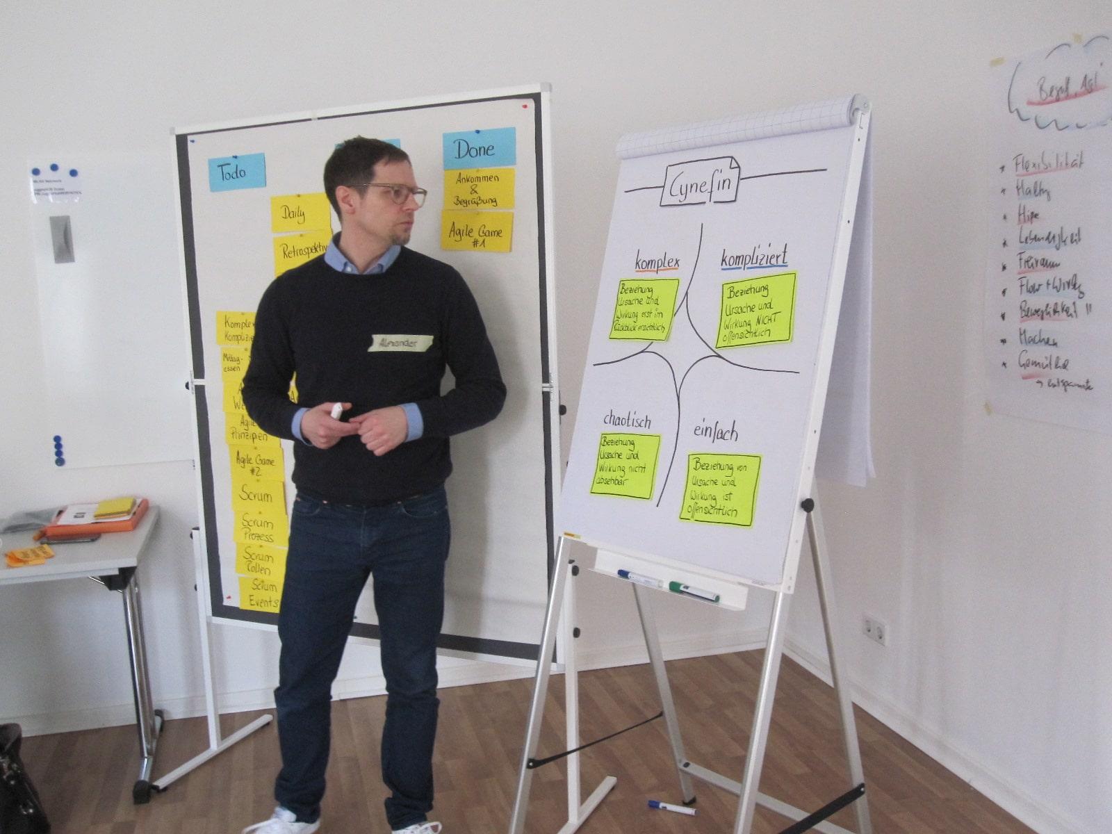 Workshop Agiles_Arbeiten BigFive Alexander_Schaaf