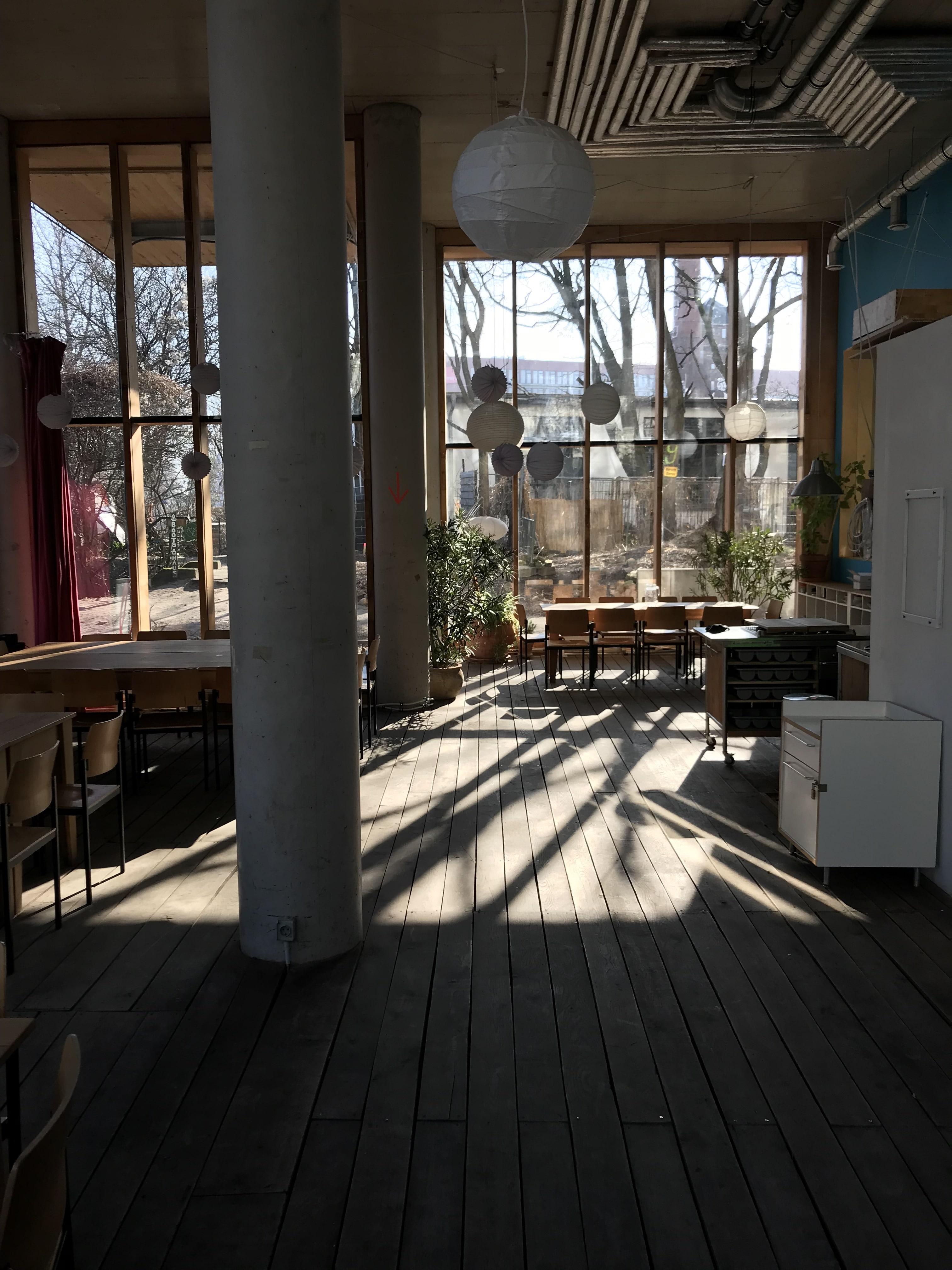 Workshop Location Veranstaltungsort key2agile am Spreeufer in Berlin